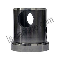 Tungsten Carbide Valve